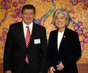 Foreign minister meets ILO chief