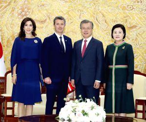 Danish crown prince visits S. Korea