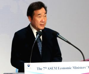 ASEM economic ministers meet in Seoul