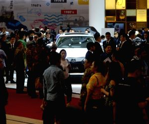 INDONESIA-SOUTH TANGERANG-INTERNATIONAL AUTO SHOW