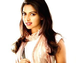 Actress Amala Paul is on