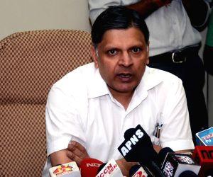 Delhi Police press conference