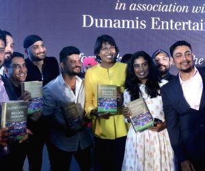 "Launch of Boria Majumdar's book ""Eleven Gods and a Billion Indians"