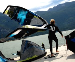 Kite Clash Canadian Open Kiteboarding Freestyle Championships 2014