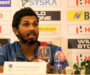 Chandimal denies ball tampering, ICC hearing after Test
