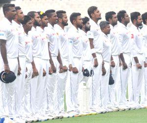 India Vs Sri Lanka - First test