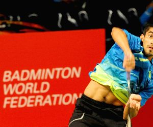INDONESIA-JAKARTA-BWF WORLD CHAMPIONSHIPS 2015
