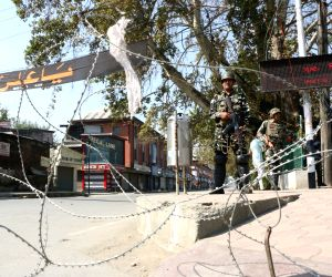 Restrictions to prevent Muharram procession in Srinagar