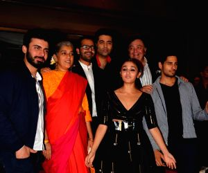 Success party of film Kapoor & Sons
