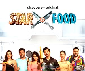 Bollywood stars take over the kitchen in new season of 'Star Vs Food'