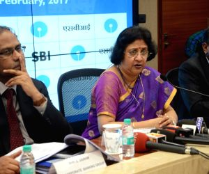 SBI announces financial results