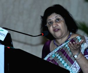 13th Banking Conclave - Amit Mitra and Arundhati Bhattacharya