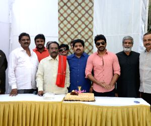 Dasari Kiran's birthday celebration