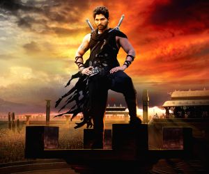 Allu Arjun as Gona Ganna Reddy - stills
