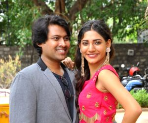 "Audio launch of film ""Naa Love Story"