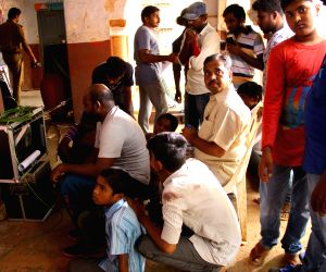 Bilalpur Police Station' working movie - stills