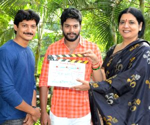 "Nene Mukhyamantri"" movie opening - Stills"