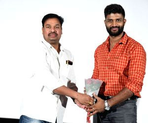 "Kutumbha katha Chitram"" movie press meet - Stills"