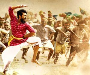 "Stills from Telugu film ""Rangasthalam"" in Hyderabad."