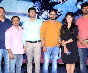 Tharuvatha Evaru' press meet - Stills