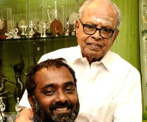 K. Balachander's birthday celebrations