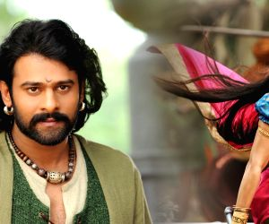 Stills of Baahubali 2.
