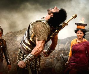 Stills of Baahubali