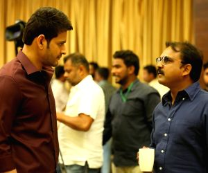 Stills of director Mahesh Babu's Telugu film 'Bharath Ane Nenu