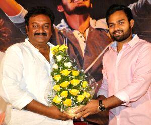 Stills of teaser launch of Telugu film Angle