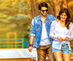 Stills of Telugu film Andhagadu