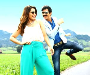 Stills of Telugu film 'Bengal Tiger '