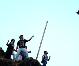 : (291115) Hyderabad: Stills of Telugu film Jathagaa