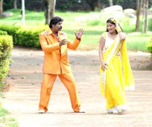 Stills of Telugu film Police Power