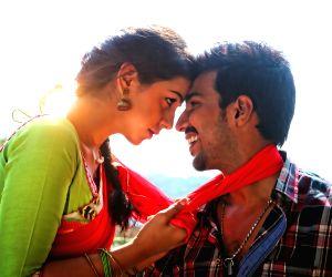 Stills of Telugu film Prema Leela Pelli Gola
