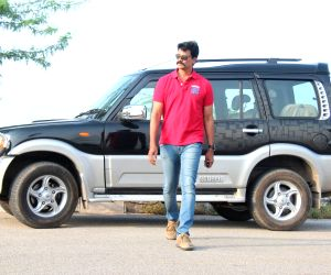 Stills of Telugu Film Rudra IPS