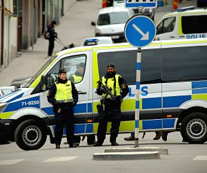 SWEDEN STOCKHOLM ATTACK SUSPECT ADMIT CRIME