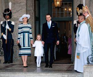 SWEDEN STOCKHOLM KING BIRTHDAY