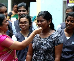 Tamil Nadu HSC Class XII exam results out, students celebrate