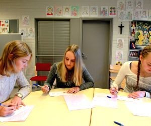 FINLAND TAMPERE EDUCATION PEN PAL