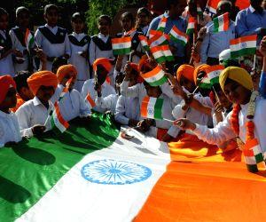 Students visit Jallianwala Bagh on the eve of 1919 Amritsar massacre