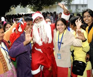 Christmas celebrations in Patna Women's College