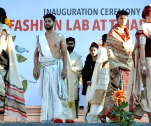 Fashion Lab inaugurated at Tihar Jail