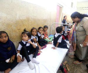 School girl dies, 161 hospitalised after taking tablets under Central scheme