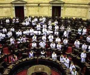ARGENTINA BUENOS AIRES EDUCATION CHILD PARLIAMENT