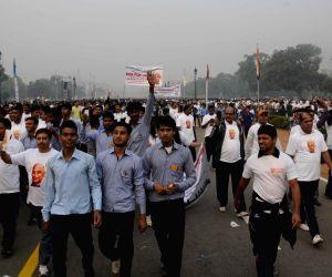 'Run for Unity' - PM Modi