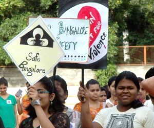 Marathon - for a safe Bangalore