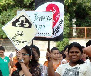 Marathon - for a safe Bangalore