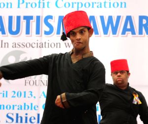 Autism Awareness Walk 2013 at India Gate