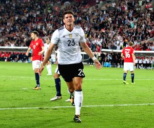 GERMANY-STUTTGART-SOCCER-2018 WORLD CUP QUALIFICATION-GERMANY VS NORWAY