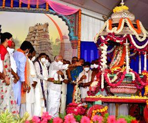 Subdued Dasara festival begins in Mysuru amid pandemic scare